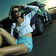 Top, Replay  Pants, FCUK Hat, Diesel Glasses, Giorgio Armani